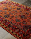 Neiman Marcus Petra Traditional Rug wool
