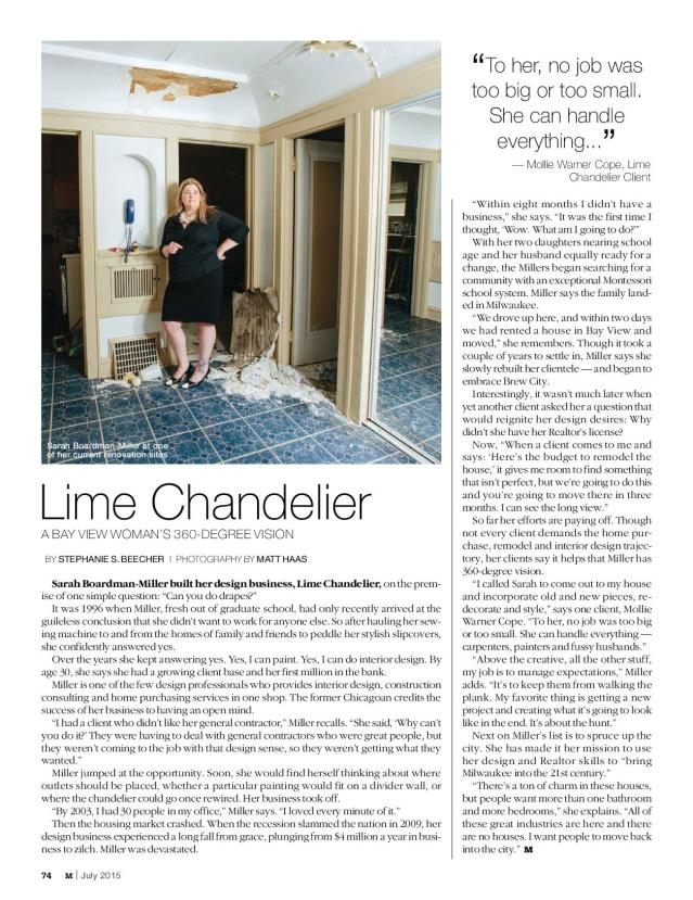 M Magazine July 2015 Lime Chandelier-page-001